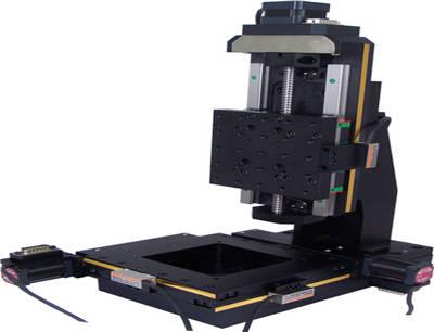 电控整体组合台:WN201WA50X50-G(加装光栅尺)